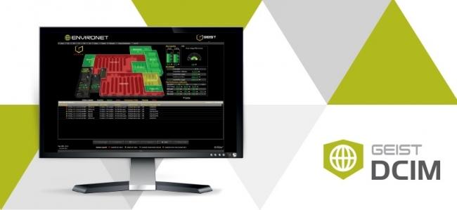 ネットワークのリモート電源制御の製品紹介(GEIST)【DCiM】データセンターの効率向上はガイストのDCiMから|死活監視(ping監視)リブーター製品・サービスの明京電機株式会社